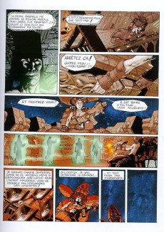 Extrait de Coleman Wallace -2- Le siège de Zanadar