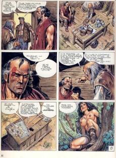 Extrait de Hombre - La genèse -6- Attila et les sept nains