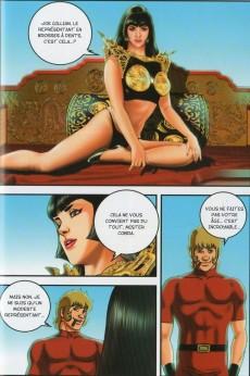 Extrait de Cobra - The Space Pirate (Taifu Comics) -8- Blue Rose