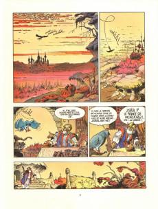 Extrait de Yvanaëlle - La dame de Mordorez