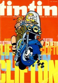 Extrait de (Recueil) Tintin (Album du journal - Édition belge) -122- Tome 122