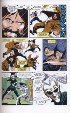 Extrait de Wolverine (l'intégrale) -2- Wolverine : l'intégrale 1989