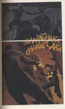 Extrait de Gotham Central -5- Extinction