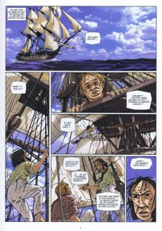 Extrait de H.M.S. - His Majesty's Ship -4- Le mystère de la Perle