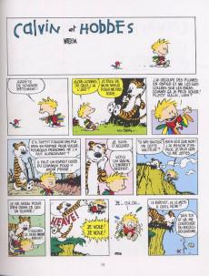 Extrait de Calvin et Hobbes -INT12- Intégrale 12