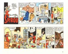 Extrait de Spirou et Fantasio -2- (Divers) -HS1INT- Cœurs d'acier - Intégrale