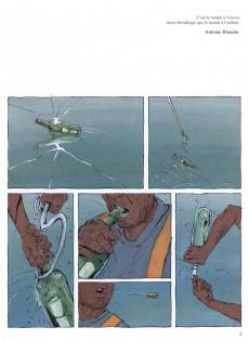 Extrait de Le choucas -4- Le Choucas n'en mène pas large