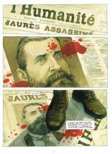 Extrait de Mattéo -1- Première époque (1914-1915)