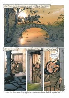 Extrait de La légende dorée -1- Archinaze de Tarabisco