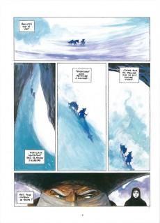 Extrait de Les aventures oubliées du baron de Münchhausen -3- Chinoiseries