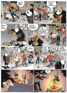 Extrait de Mélusine -4- Histoires à lire au coin du feu