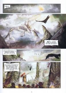 Extrait de Lancelot (Soleil) -1- Claudas des Terres Désertes