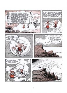 Extrait de Bouldaldar et Colégram -9- Ballaboule, Le bonhomme de neige (Libre Junior 7)