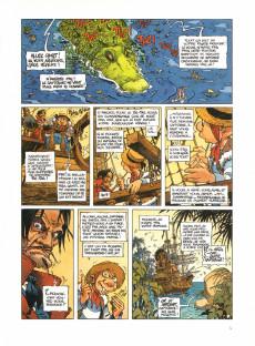 Extrait de Peter Pan (Loisel) -5- Crochet