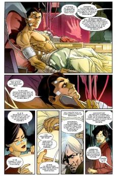 Extrait de Ultimates (Hors série) -6- Ultimates Iron Man II