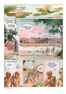 Extrait de Sur les terres d'Horus -7- Neferhor ou la quête d'Isis