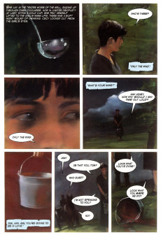 Extrait de Ray Bradbury comics (Topps comics - 1993) -5- The april witch