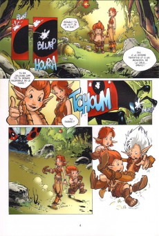 Extrait de Arthur et les Minimoys -4- D'autres aventures d'Arthur
