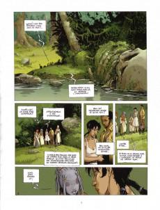 Extrait de Le grand Mort -2- Pauline...