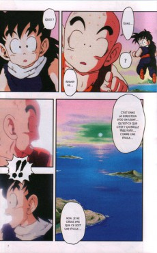 Extrait de Dragon Ball Z -5- 1re partie : Les Saïyens 5