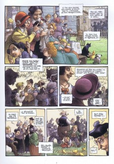 Extrait de Magasin général -4- Confessions