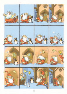 Extrait de Petit Père Noël -1- Bonjour Petit Père Noël