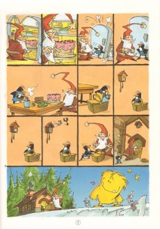 Extrait de Petit Père Noël -2- Joyeux Halloween Petit Père Noël