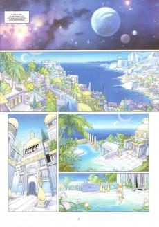 Extrait de Kookaburra Universe -10- Les prêtresses d'Isis