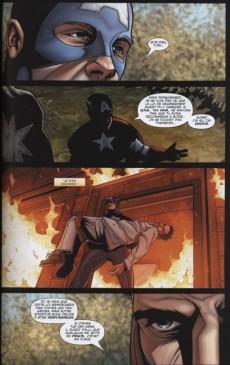 Extrait de Civil War (Marvel Deluxe) -3- La Mort de Captain America