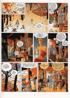 Extrait de Little Nemo (Moebius/Marchand) -4- Le grand vol
