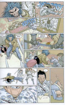Extrait de Deathblow & Wolverine - Les Mystères de Chinatown