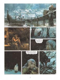 Extrait de Thorgal -31- Le Bouclier de Thor
