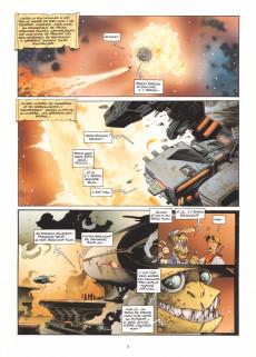 Extrait de Lanfeust des Étoiles -8- Le sang des comètes
