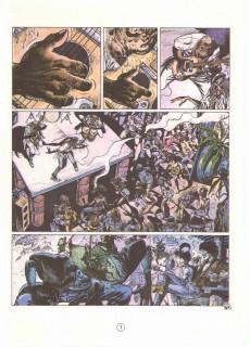 Extrait de Archie Cash -13- Les rastas et le bouffon bleu