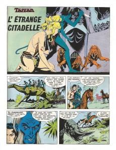 Extrait de Tarzan (7e Série - Sagédition) (Appel de la Jungle) -5- L'étrange citadelle