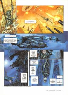 Extrait de Yiu Premières missions -6- L'inquisiteur et la proie