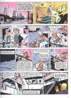 Extrait de Condor (Autheman/Rousseau) -1- L'otage