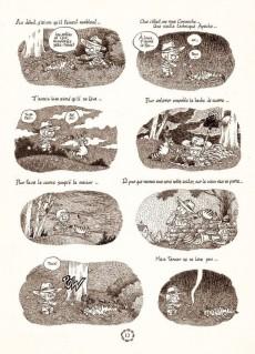 Extrait de Billy Brouillard -1- Le don de trouble vue