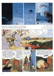Extrait de Jeremiah -10a94- Boomerang