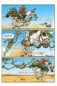 Extrait de Shaolin Cowboy (Panini) -2- M. Excellent