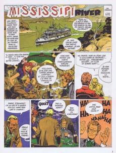 Extrait de Jim Cutlass (Une aventure de) -1- Mississippi River