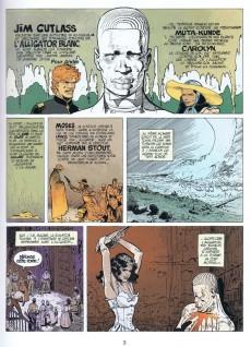 Extrait de Jim Cutlass (Une aventure de) -6- Colts, Fantômes et Zombies