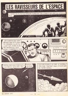 Extrait de Cosmos (2e série) -25- Les ravisseurs de l'espace