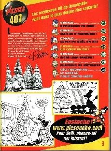Extrait de Picsou Magazine -407- Picsou Magazine N°407