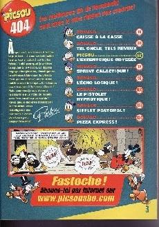 Extrait de Picsou Magazine -404- Picsou Magazine N°404