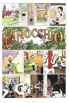 Extrait de Pinocchio (Winshluss) - Pinocchio