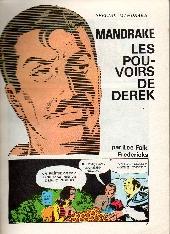 Extrait de Mandrake (4e Série - Remparts) (Spécial - 2) -13- Les pouvoirs de Derek