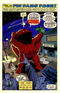 Extrait de Marvel Monsters Vol 1 (2005) - Fin fang four
