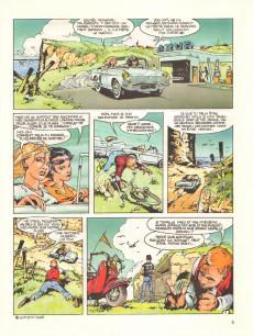 Extrait de Fred et Bob (Les aventures de) -1- Galères Balnéaires