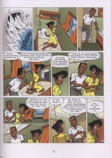 Extrait de Jimmy Tousseul (Les nouvelles aventures de) -3- La croisière assassine